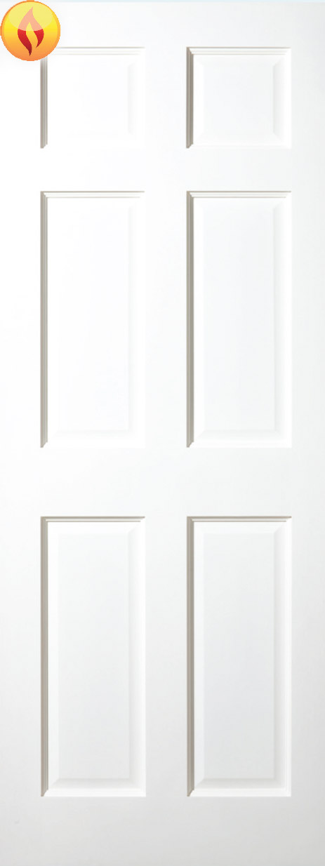 white_primed_6_panel_hollow